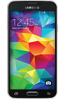 Samsung Galaxy S® 5 in Charcoal Black