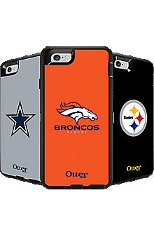 NFL Defender Series by OtterBox for iPhone 6/6s - Denver Broncos
