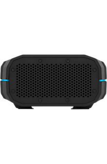 Braven BRV-1 Portable Wireless Speaker- Black