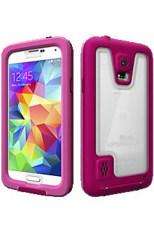 FRĒ Case for Samsung Galaxy S5 - Magenta