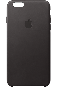 Leather Case for iPhone 6/6s - Black