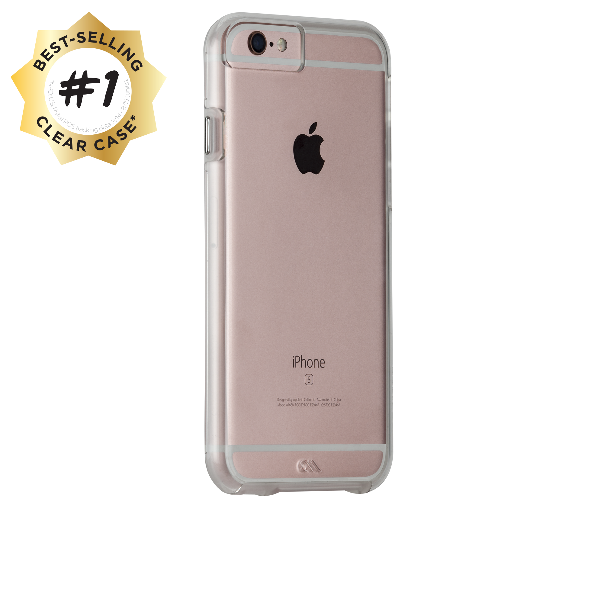 Naked Tough Case - Clear