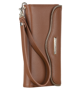 Rebecca Minkoff Leather Wristlet - Almond