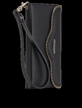 Rebecca Minkoff Leather Wristlet - Black