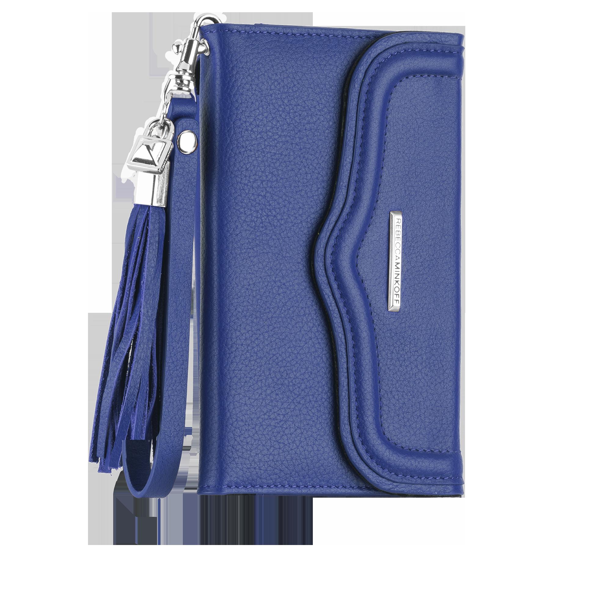 Rebecca Minkoff Universal Tassel Wristlet - Cobalt