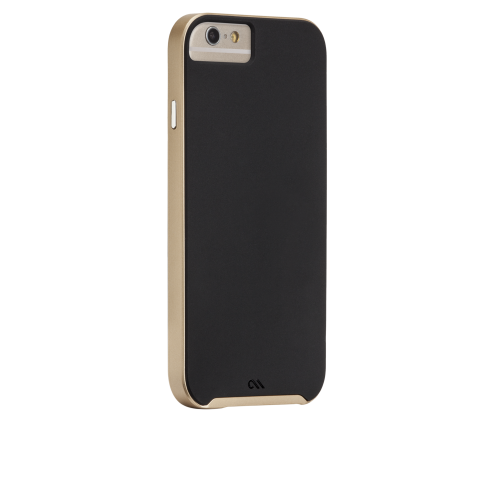 Slim Tough Case - Black & Gold