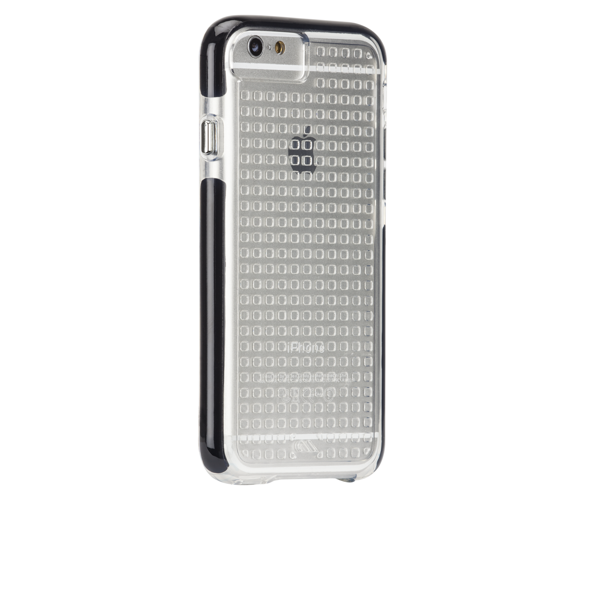 Tough Air Case - Clear & Black
