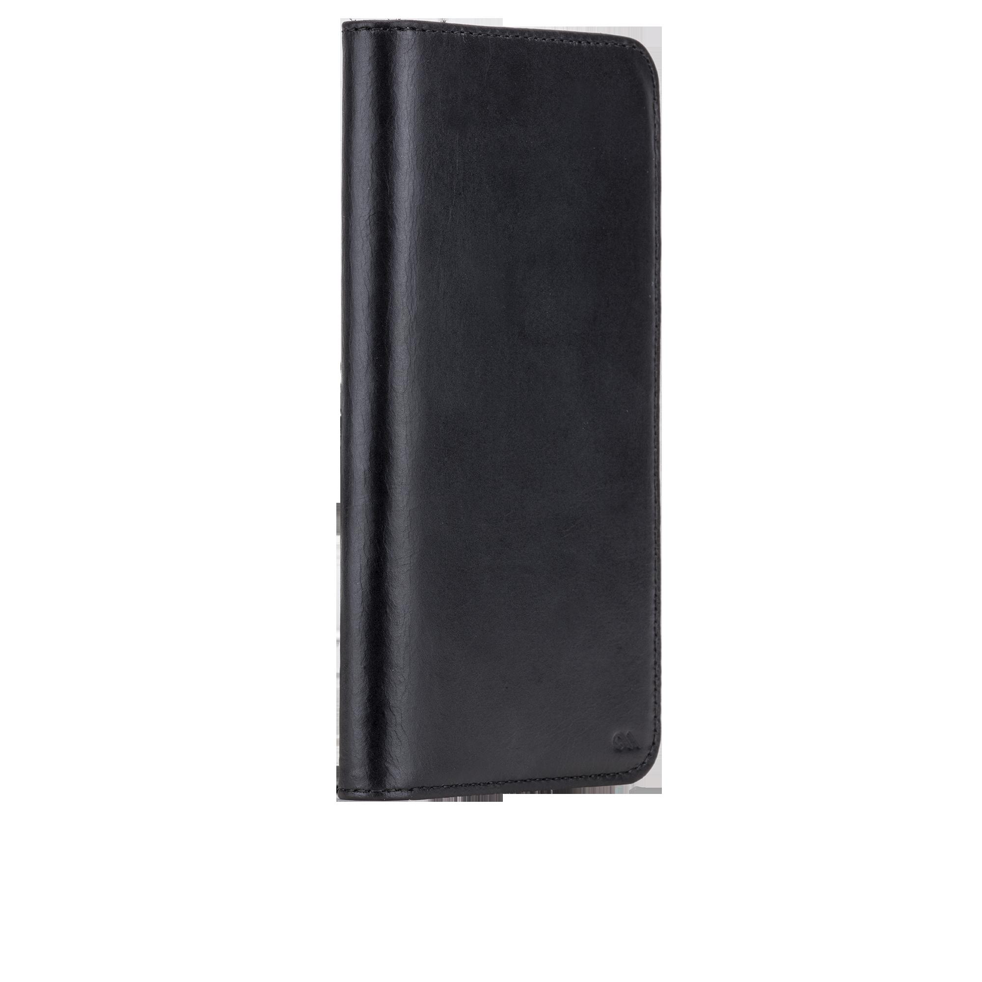 Wallet Folio Case - Black