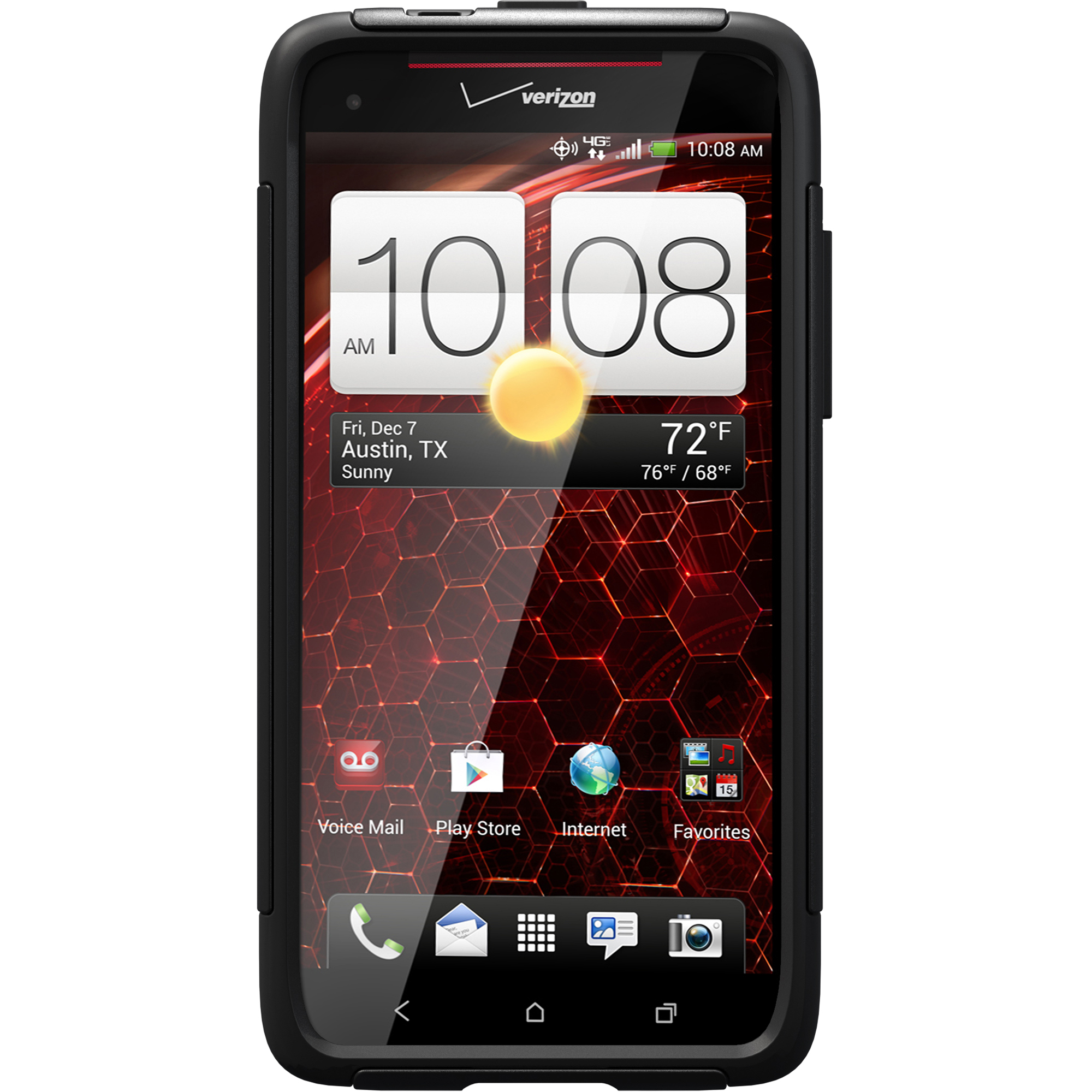 OtterBox HTC DROID DNA Commuter Series case