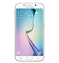 Galaxy S 6 edge - White Pearl - 32GB