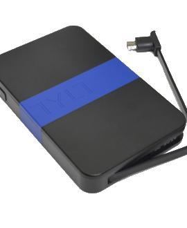 TYLT ENERGI 3K+ microUSB - Black & Blue