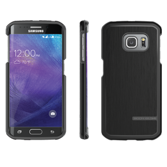 Samsung Galaxy S 6 edge Body Glove Fusion Pro Case - Black & Charcoal