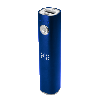 Random Order 2800 mAh Portable Power Bank - Blue