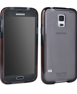 Samsung Galaxy S5 Tech 21 Impact Mesh - Smoke
