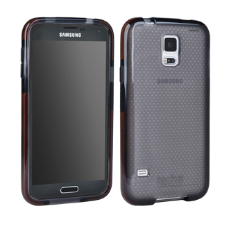 Samsung Galaxy S5 Tech 21 Impact Mesh - Smoke