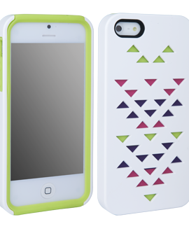 iPhone 5 Peekaboo Case - AZTEC