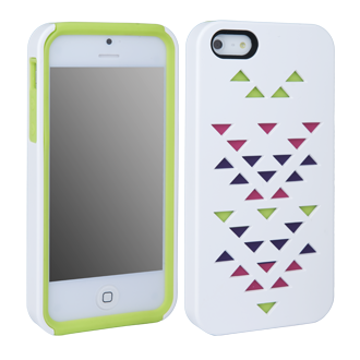iPhone 5 Peekaboo Case - AZTEC