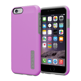 iPhone 6 Incipio DUALPRO Case - Purple and Grey