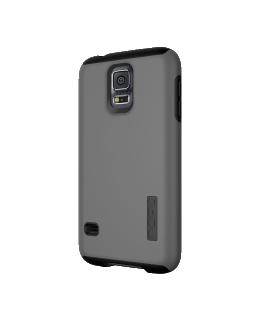 Samsung Galaxy S5 Incipio DualPro Case - Charcoal & Black