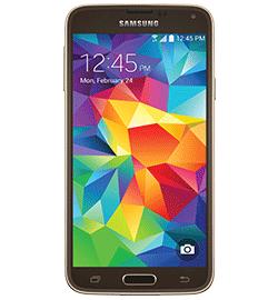Galaxy S 5 - Gold