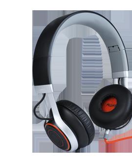 Jabra REVO Headphones - Grey