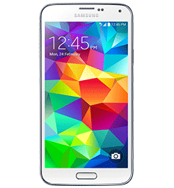 Galaxy S 5 - Shimmery White