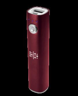 Random Order 2800 mAh Portable Power Bank - Red