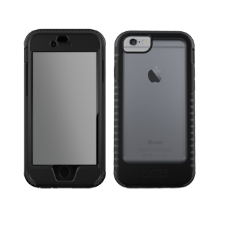 iPhone 6 Tech21 Patriot Case - Black