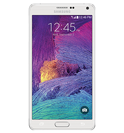 Galaxy Note 4 - Frost White - Cert. Pre-Owned
