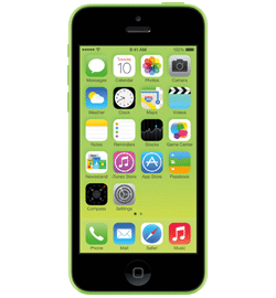 iPhone 5c - Green - 8GB