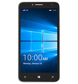ONETOUCH FIERCE XL with Windows 10