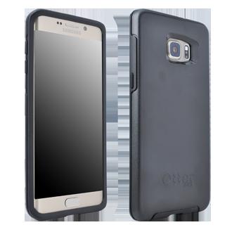 Samsung Galaxy S6 edge plus OtterBox Symmetry Case - Black