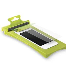 LG K7 PureTek Roll-On Extreme Impact Screen Shield Kit