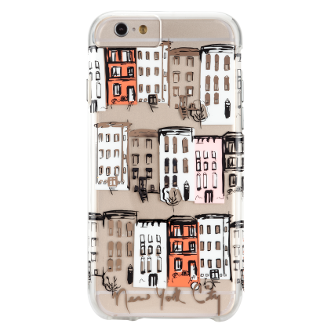 iPhone 6/6s Case-Mate Naked Tough Case - West Village