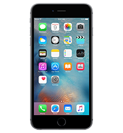 iPhone 6s Plus - Space Gray - 128GB