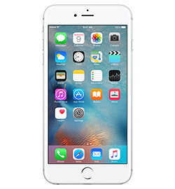 iPhone 6s Plus - Silver - 128GB