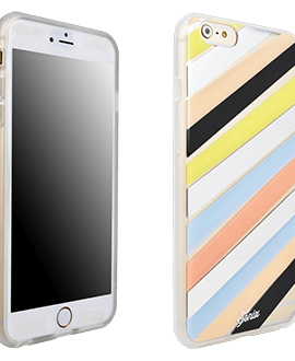 iPhone 6/6s Plus Sonix Case - Checker Stripe