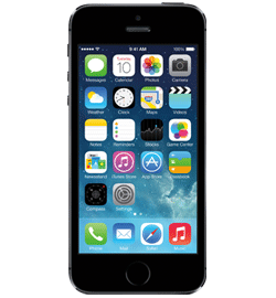 iPhone 5s - Space Gray - 16GB
