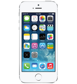iPhone 5s - Silver - 32GB