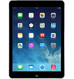 iPad Air - Space Gray - 64GB
