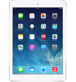 iPad Air - Silver - 64GB