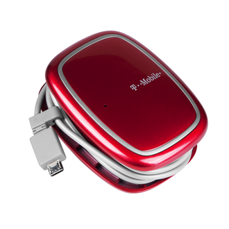 Universal Micro USB Wall Charger - Red