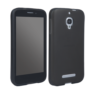 Alcatel OneTouch Flex Protective Cover - Smoke