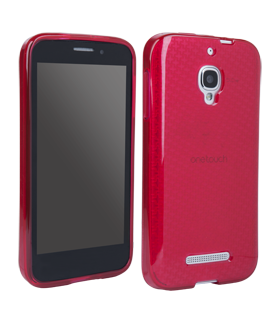 Alcatel OneTouch Flex Protective Cover - Red