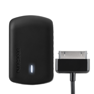 iPhone 4/4S Travel Wall Charger - Black