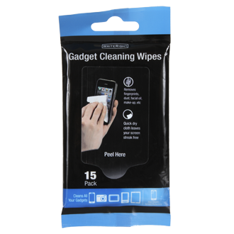 Universal Body Glove Cleaning Wipes