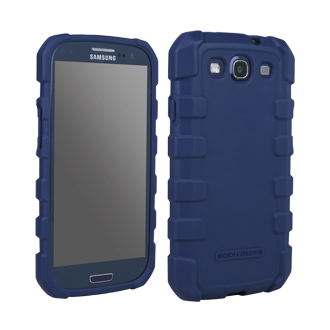 Samsung Galaxy S III Body Glove Dropsuit Case - Navy