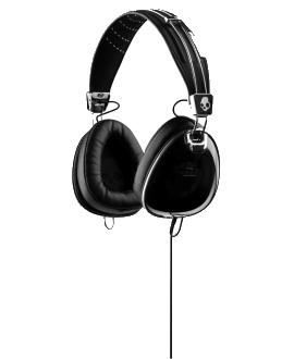 Skullcandy Aviator Headphones - Black