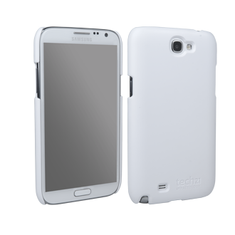 Samsung Note II D3O Impact Snap Case - White