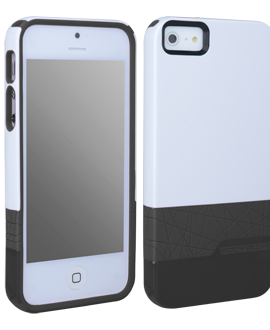 iPhone 5 Body Glove Diamond Case - White & Black